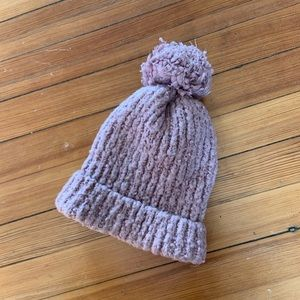 Pink Mossimo Beanie